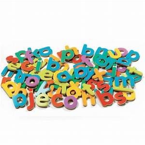 djeco 83 wooden magnetic lower case script letters dj03102 With wooden magnetic alphabet letters