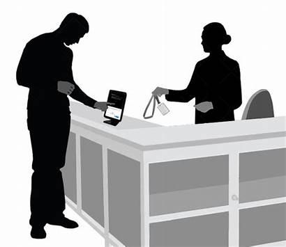 Visitor Registration Management System Process Ipad Self