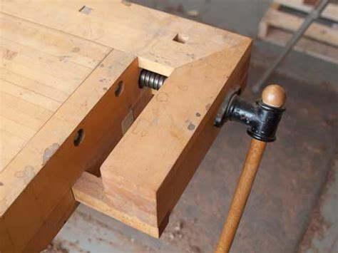 woodwork tail vice plans  plans