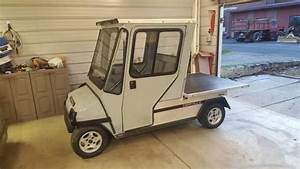 1999 Club Car Carry All 2 - Used Cushman Titans
