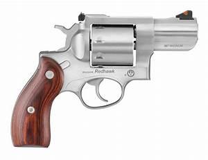 Ruger Redhawk 8 Shot 357 Magnum Personal Defense Revolver