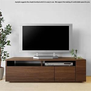 Tv Board 120 Cm : joystyle interior rakuten global market width 120 cm walnut color harmony modern taste wood ~ Bigdaddyawards.com Haus und Dekorationen