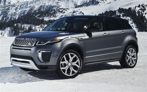 range rover evoque autobiography  wallpapers