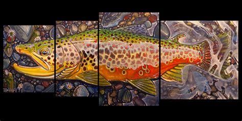 brown trout derek deyoung