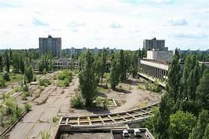 Modern Ghost Town – Prypiat, Ukraine | Strange Unexplained ...