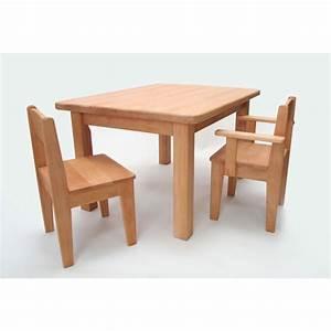 Kinder Tisch Stuhl : kinderstuhl mit armlehne holz buche ge lt sitzh he 26 cm ~ Lizthompson.info Haus und Dekorationen