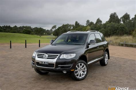 vw touareg 7l 2007 volkswagen touareg 7l pictures information and specs auto database