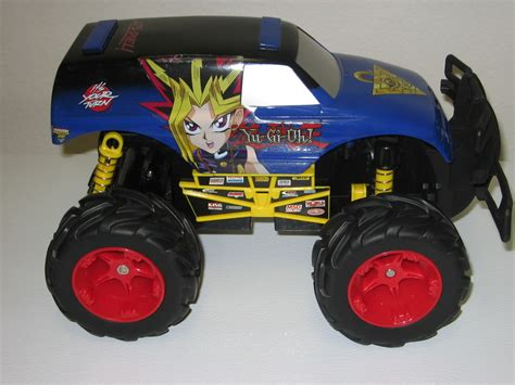 monster jam radio control trucks tyco rc remote controlled yugioh monster jam truck cars