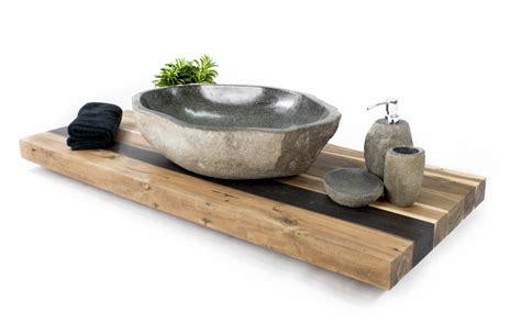 Waschtischplatten Aus Holz by Waschtischplatte Aus Recyceltem Holz Fliesenonkel