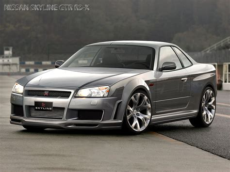 Nissan Skyline Gt R R34 Wallpapers By Cars Wallpapersnet