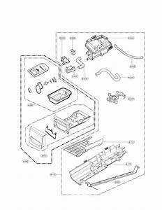 Lg Model Dlex3470v Residential Dryer Genuine Parts