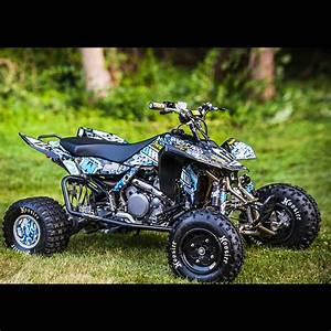 Quad 450 Ltr : ltr450 graphics kit bomber made by dfr dirtfiend racing ~ Medecine-chirurgie-esthetiques.com Avis de Voitures
