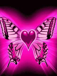 cuore  ali  farfalla sfondo wallpaper  disegni