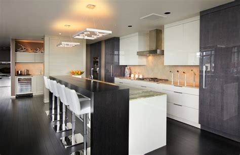 lights kitchen cabinets ross contemporary kitchen portland by faith 7081