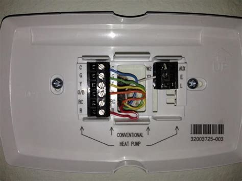Honeywell Rthd Wiring Blowing Hot Not Cooling
