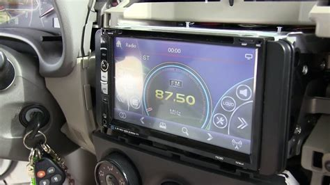 install bluetooth touch screen car stereo  gps