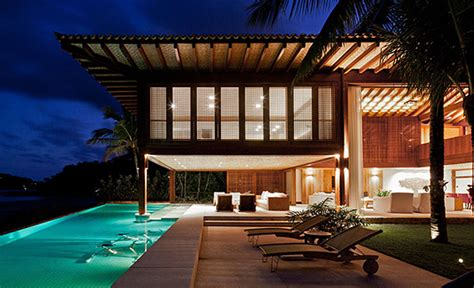 living  dream  tropical house adorable home