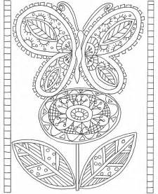 Dover Publication Coloring Page Free