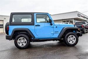 2017 Jeep Wrangler New Car Sport 4x4 Bluetooth ...