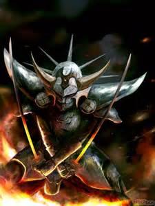 Ronin Warriors Inferno Armor