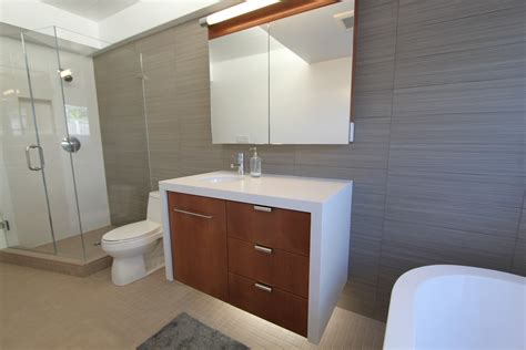 tile bathroom design ideas 3 mid century bathrooms remodeled mid century modern remodel