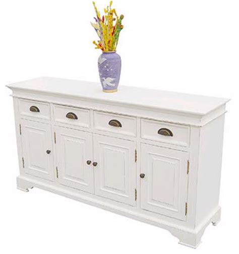buffet kitchen furniture painted sideboards
