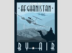 Come See Afghanistan…MC12 Liberty poster – Squadron Posters