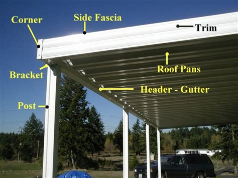 ohlsens diy cover can be either a patio cover or carport