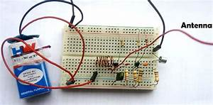 How To Build Fm Transmitter Circuit