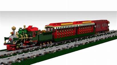 Lego Train Disney Station Street Land Thumbnail