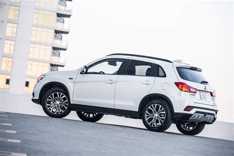 2018 Mitsubishi Outlander Sport Review by 2018 Mitsubishi Outlander Sport Review Ratings Specs