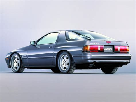mazda rx  ii fc turbo  hp