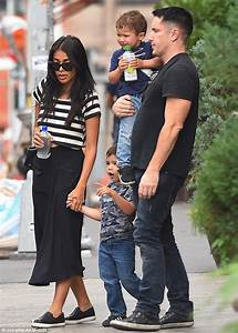 Trent Reznor shows his soft side as he dotes on his sons ...