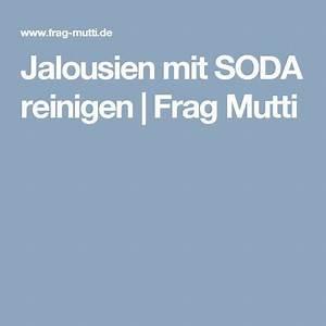 Betonpflastersteine Mit Soda Reinigen : jalousien mit soda reinigen reinigen jalousien reinigen ~ Watch28wear.com Haus und Dekorationen