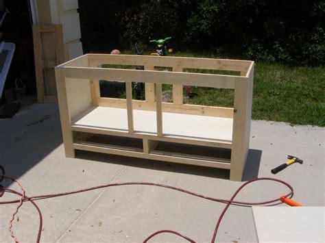 wood work bath vanity construction plans  plans