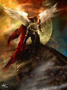 Saint Michael's Warrior