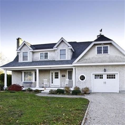 Cape Cod Garage Doors Design Ideas, Pictures, Remodel, And
