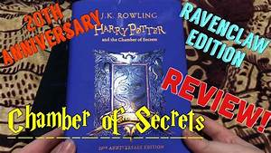 20th Anniversary Harry Potter and the Chamber of Secrets ...