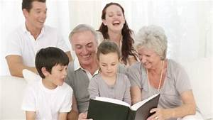 Family / Photo Album / Generation Gap | HD Stock Video 466 ...