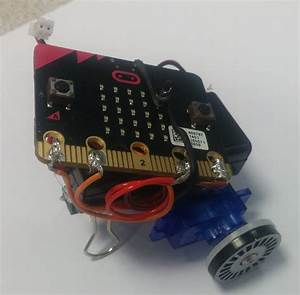 Microbit Mini Radio Controlled Car Tutorial