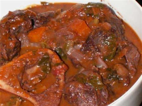 cuisiner jarret de boeuf les meilleures recettes de jarret de boeuf