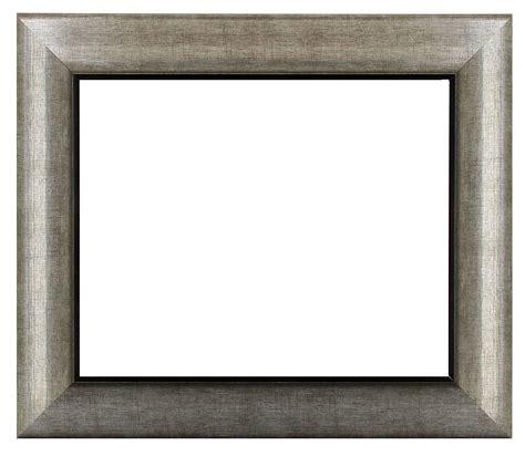 cadre pour photo ou peinture antibes argent et noir cadre pour photo ou toile label