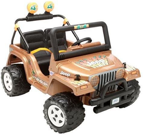 power wheels jeep 90s modified power wheels 2004 jeep wrangler copper edition