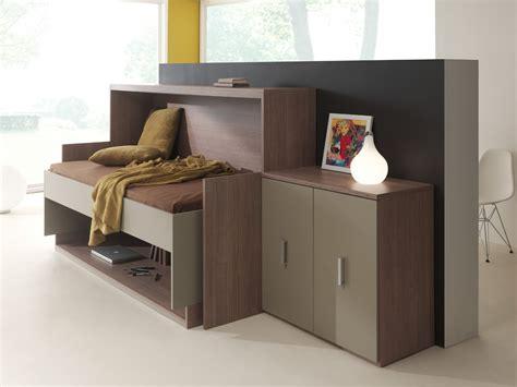 Lit Escamotable Bureau - lit escamotable bureau mada 90x200 cm mada magasin