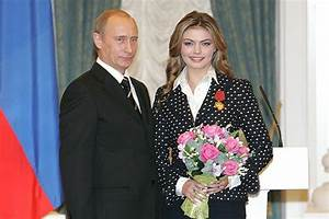 Images For > Alina Kabaeva And Vladimir Putin Married