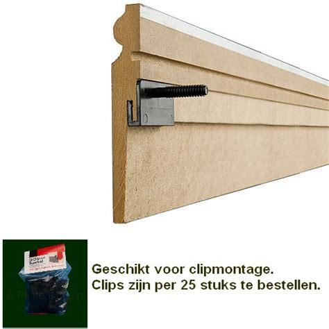 Mdf Plinten Hilversum by Mdf Plinten Architraven Neuten Kabelplinten De Laagste