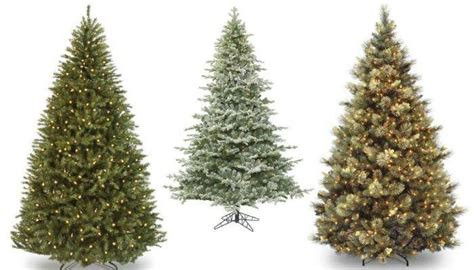 artifical trees black friday best tree deals sales 2017 save 50