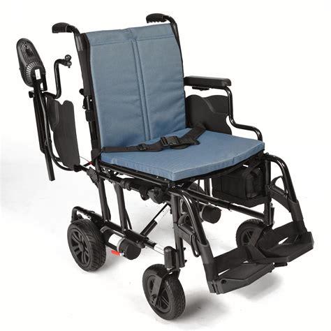 lightweight folding electric wheelchair powerchair