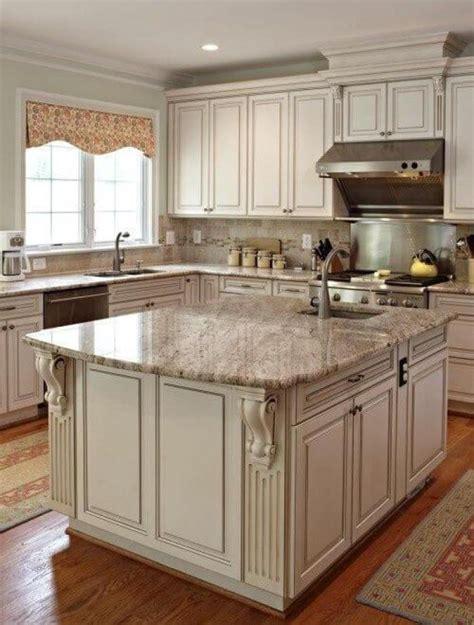 antique white kitchen cabinets ideas  blow