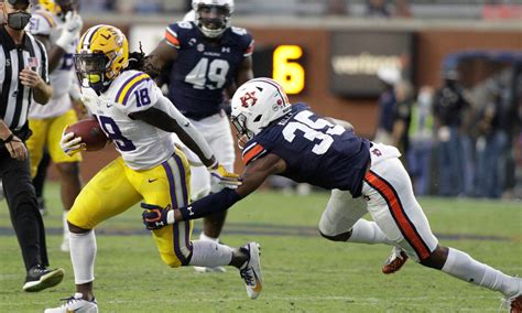 LSU football sits low in latest NCAA re-rank
